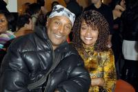 Paul Mooney and Beverly Todd at the 2nd Annual H.E.L.P. Malawi fundraising event.