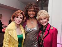 Katherine Kramer, Beverly Todd and Karen Kramer at the after party of the premiere of