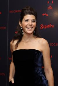 Marisa Tomei at the New York premiere of