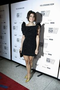 Marisa Tomei at the premiere of