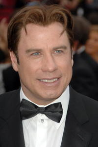 John Travolta at  the 79th Annual Academy Awards.
