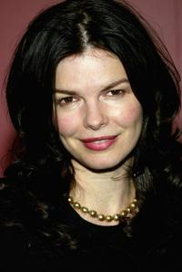 Jeanne Tripplehorn at the Frederick's of Hollywood Fall 2003 fashion show and auction.