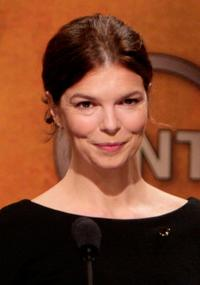 Jeanne Tripplehorn at the 14th annual Screen Actors Guild awards nominations annoucement.