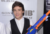 Liam Payne at the New York premiere of