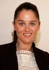 Robin Tunney at the REEL Lounge Retreat.