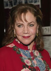 Kathleen Turner at 'A Work In Progress: An Evening With Sofia Coppola' annual benefit for the Department of Film and Media of the Musuem of Modern Art.