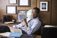 Blair Underwood as Principal Martinson in ``The Art of Getting By.''