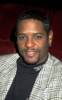 An Undated File Photo of Blair Underwood.