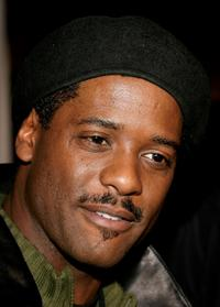 Blair Underwood at the opening of