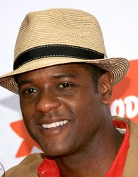 Blair Underwood at the 19th Annual Kid's Choice Awards.