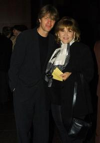 Brenda Vaccaro and husband Guy Hector at the memorial tribute to the director Stanley Kramer.