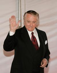 Robert Vaughn at the 2007 World Magic Awards.