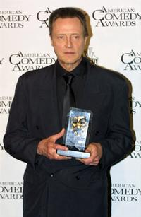 Christopher Walken at the15th Annual American Comedy Awards.