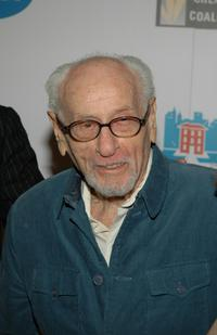 Eli Wallach at a New York premiere of