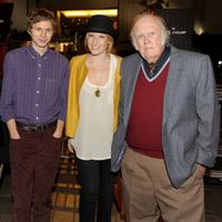 Michael Cera, Ari Graynor and M. Emmet Walsh at the AFI FEST 2009 screening of