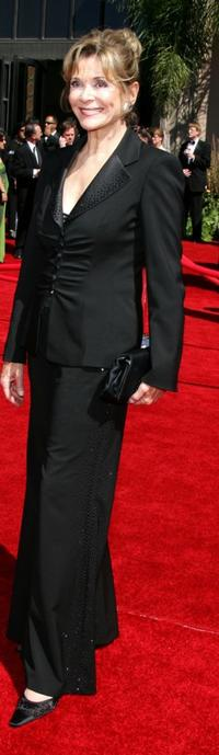 Jessica Walter at the 58th Annual Primetime Emmy Awards.