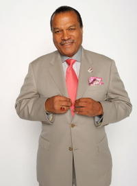 Billy Dee Williams at the Thelonious Monk Institute of Jazz honoring B.B. King event.