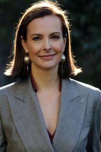 Carole Bouquet at the Rome photocall of her film