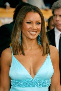 Vanessa L. Williams at the 13th Annual Screen Actors Guild Awards.