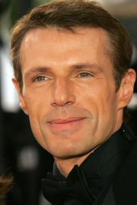 Lambert Wilson at the closing ceremony and premiere of