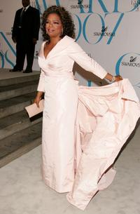 Oprah Winfrey at the CFDA Fashion Awards.