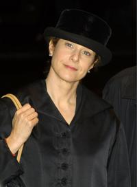 Debra Winger at Chelsea West Theatre for premiere of
