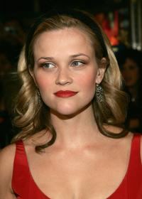 Reese Witherspoon at the New York premiere of