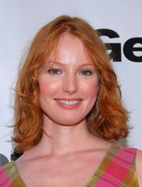 Alicia Witt at the Fifth Annual Backstage at Geffen Gala.