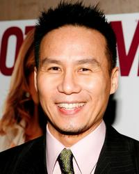B.D. Wong at the celebration party for Gotham Magazine's March issue.