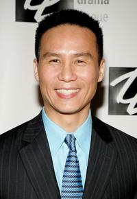 B.D. Wong at the 71st Annual Drama League Awards Luncheon.