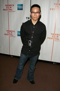 B.D. Wong at the premiere of