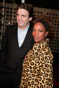Alfre Woodard and Roderick Spencer at the AFI FEST for closing night gala screening of