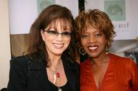 Alfre Woodard and Jackie Collins at the Frederic Fekkai Pre-Emmy