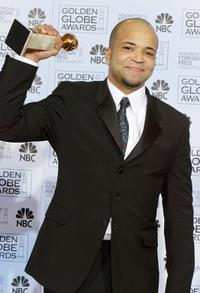 Jeffrey Wright at the 61st Annual Golden Globe Awards.