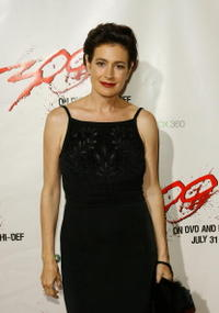 Sean Young at the DVD release for the