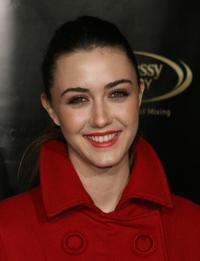Madeline Zima at the Hennessy Artistry Presents Fall Out Boy and Pharrell Williams.