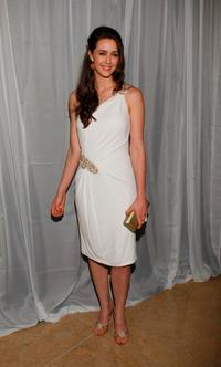 Madeline Zima at the 35th Annual Vision Awards presented by Retinitis Pigmentosa International.