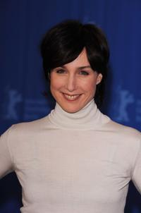 Elsa Zylberstein at the photocall of