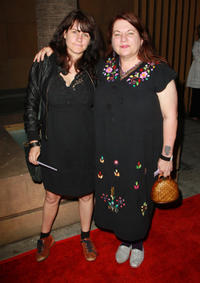 Tiffany Anders and Allison Anders at the California premiere of