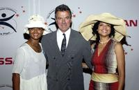 Tonya Lee Williams, Eric Braeden and Victoria Rowell at the Rowell Foster Children's Positive Plan 3rd Annual High Tea.