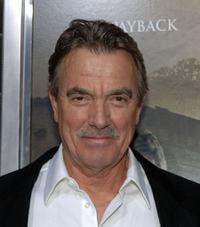 Eric Braeden at the premiere of