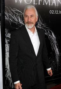 Rick Baker at the Los Angeles premiere of
