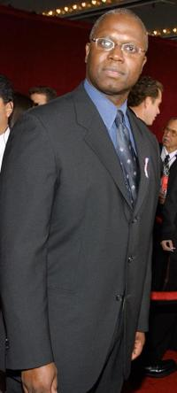 Andre Braugher at the 53rd Annual Emmy Awards Show.