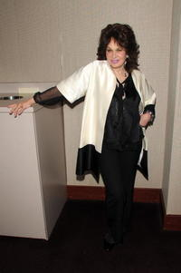 Karen Black at the second Annual Adrienne Shelly Foundation fund raising gala.