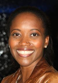 Erika Alexander at the premiere of