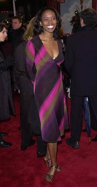Erika Alexander at the Hollywood premiere of