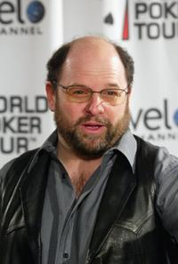 Jason Alexander at the World Poker Tour Invitational.
