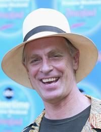 Keith Carradine at Disneyland for the ABC Prmetime Preview Weekend 2004.