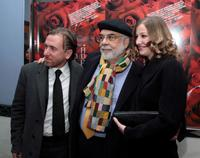 Francis Ford Coppola, Tim Roth and Alexandra Maria Lara at the New York premiere of