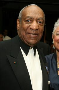 Bill Cosby at the 38th annual NAACP Image Awards.